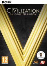 Игры для PC 2K Games Civilization V - Complete Edition PC