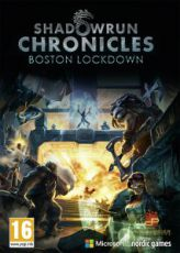 Игры для PC Nordic Games Publishing Shadowrun Chronicles - Boston Lockdown, PC
