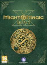 Игры для PC Ubisoft Might and Magic X - Legacy PC